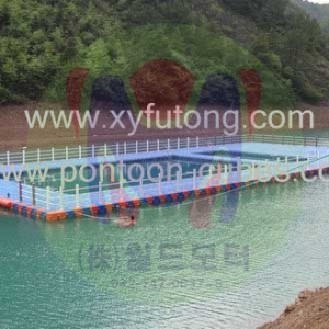 Swimming pool in Jinhua