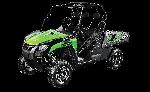 다목적용차량 프로웰라 HDX 700 XT, EPS (3인승)